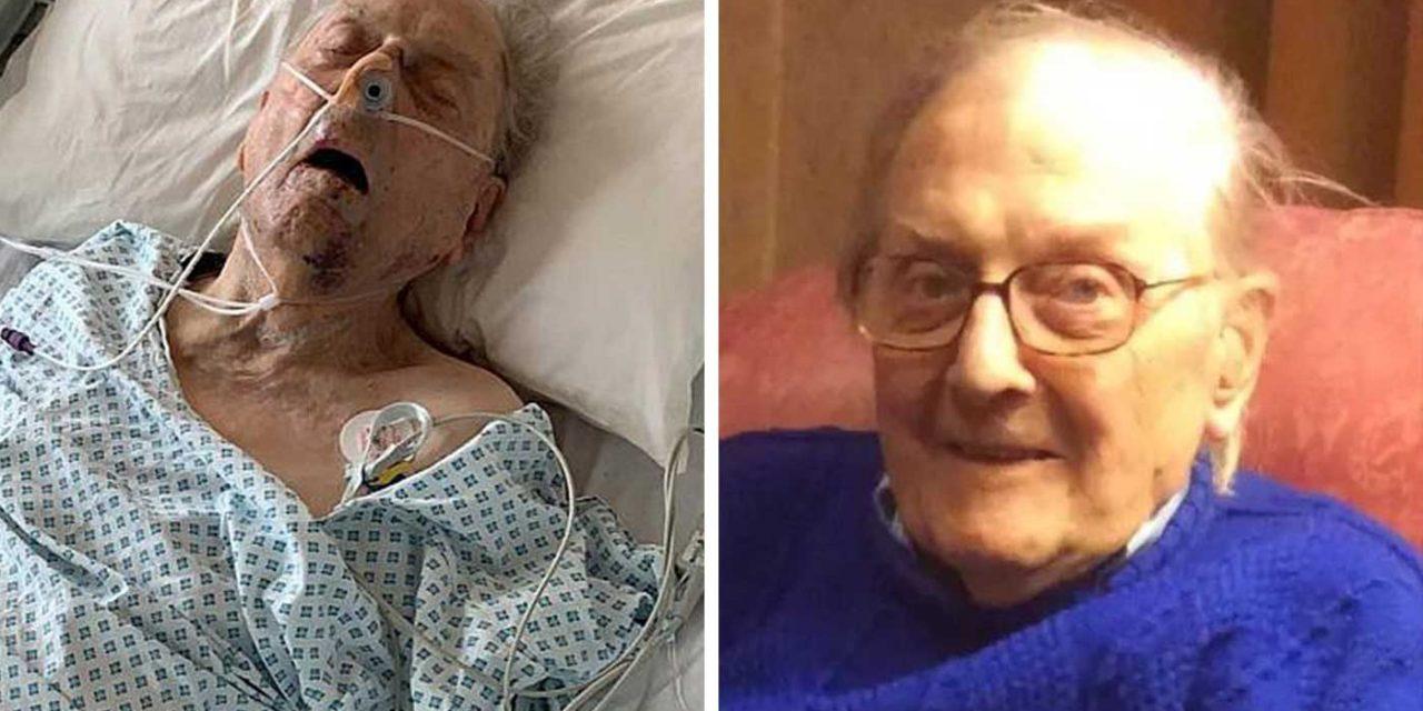 Jewish war veteran, 98, dies after being beaten by thieves in his home