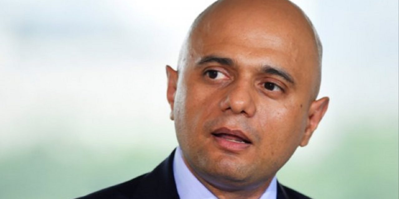 "Sajid Javid: Hezbollah is ""under review"" but still silent on ban"