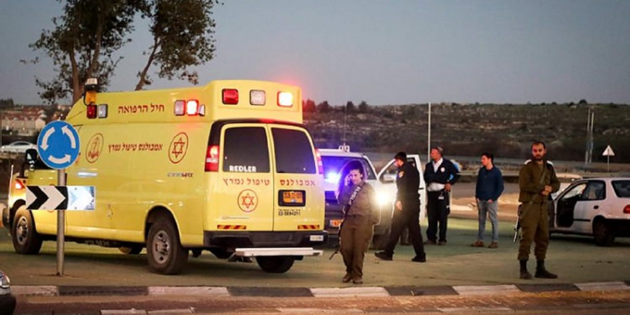 9-month-old Israeli baby injured by Palestinian rock throwers