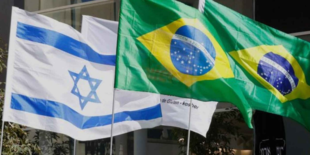 Brazilian president confirms it will move embassy to JERUSALEM