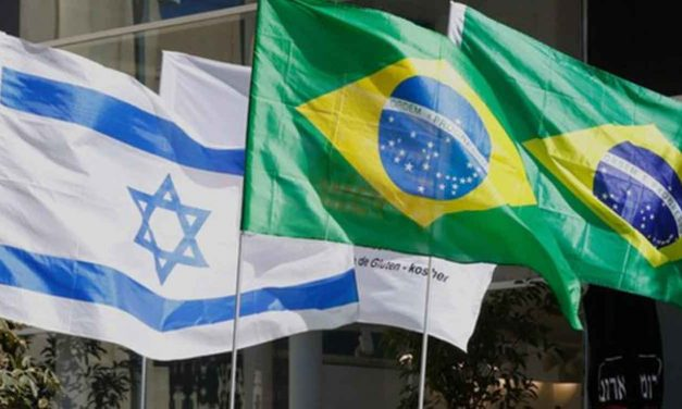 Brazil accepts Israel's help in combating Amazon fires