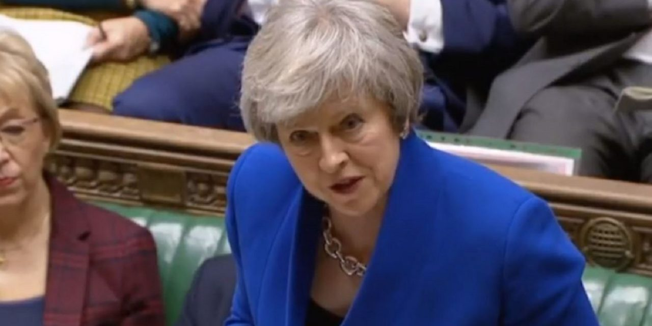 Theresa May: 2019 will be the year when we stand up to anti-Semitism
