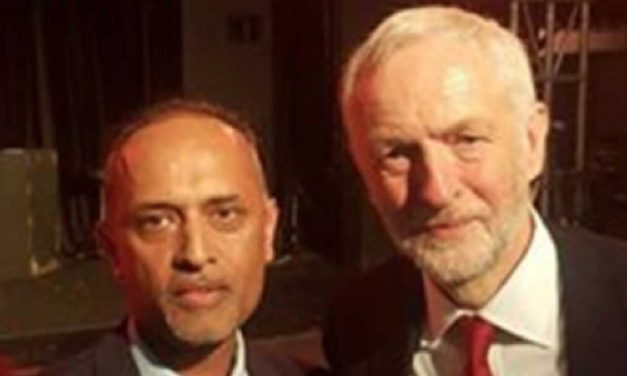 "Labour suspends official who blamed Jews for ""all wars in the world"""