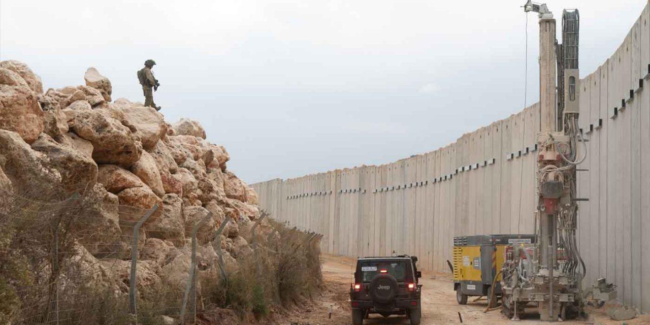 Fourth Hezbollah tunnel discovered on Israel-Lebanon border