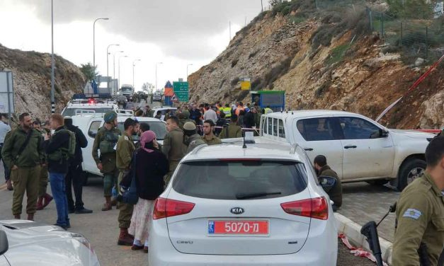 Two Israelis have been killed, two more injured in another Palestinian terrorist attack in Israel