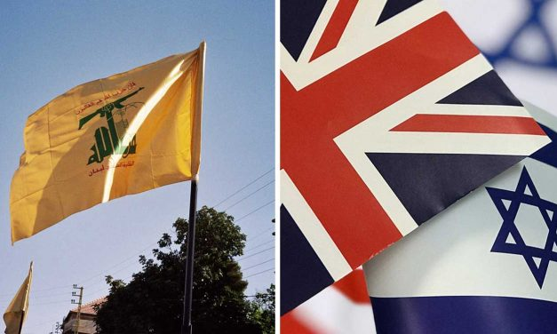 """UK condemns Hezbollah says Israel has """"right to defend itself"""""""