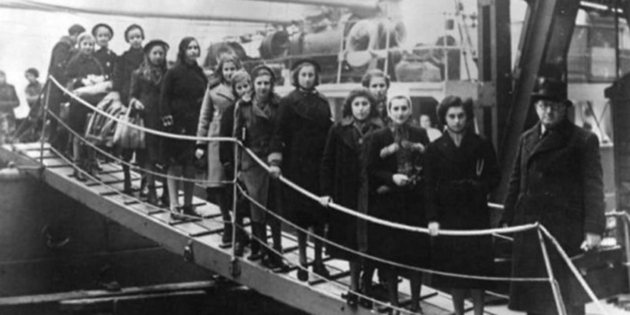 Kindertransport refugees to receive £2,245 each from German government