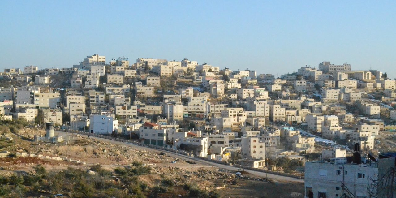 Palestinian court gives man life sentence for selling land to Jews