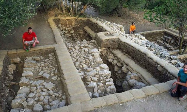 Bible site linked to Ark of the Covenant discovered in Israel