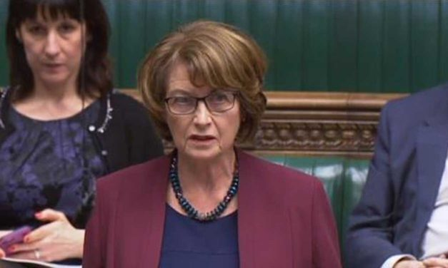 "Dame Louise Ellman condemns ""scandal"" of UK taxpayer money used to incite Palestinian terror"