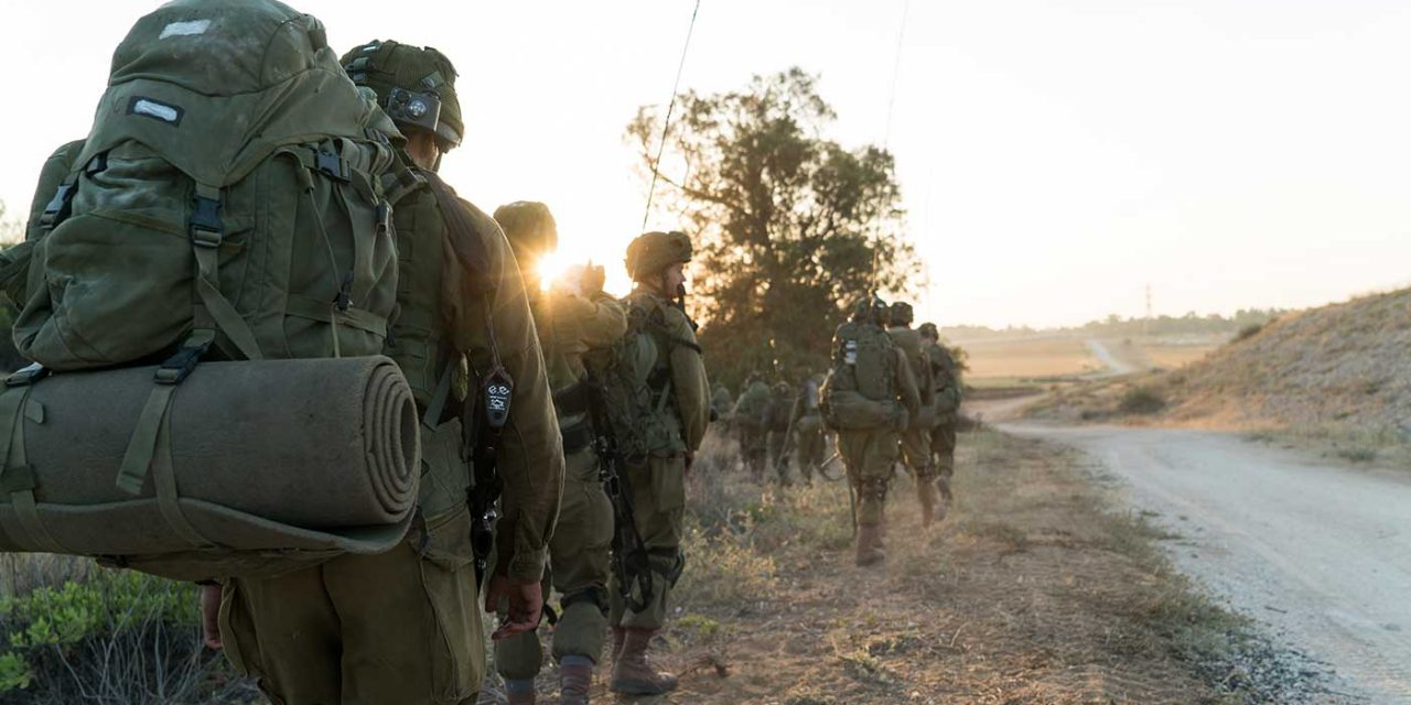 Israel raises 'Gates of Fire' battalion to protect its northern border from Hezbollah