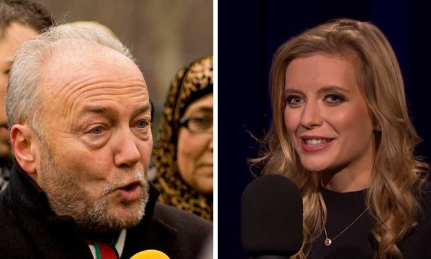 Countdown's Rachel Riley clashes with George Galloway as she takes on anti-Semites
