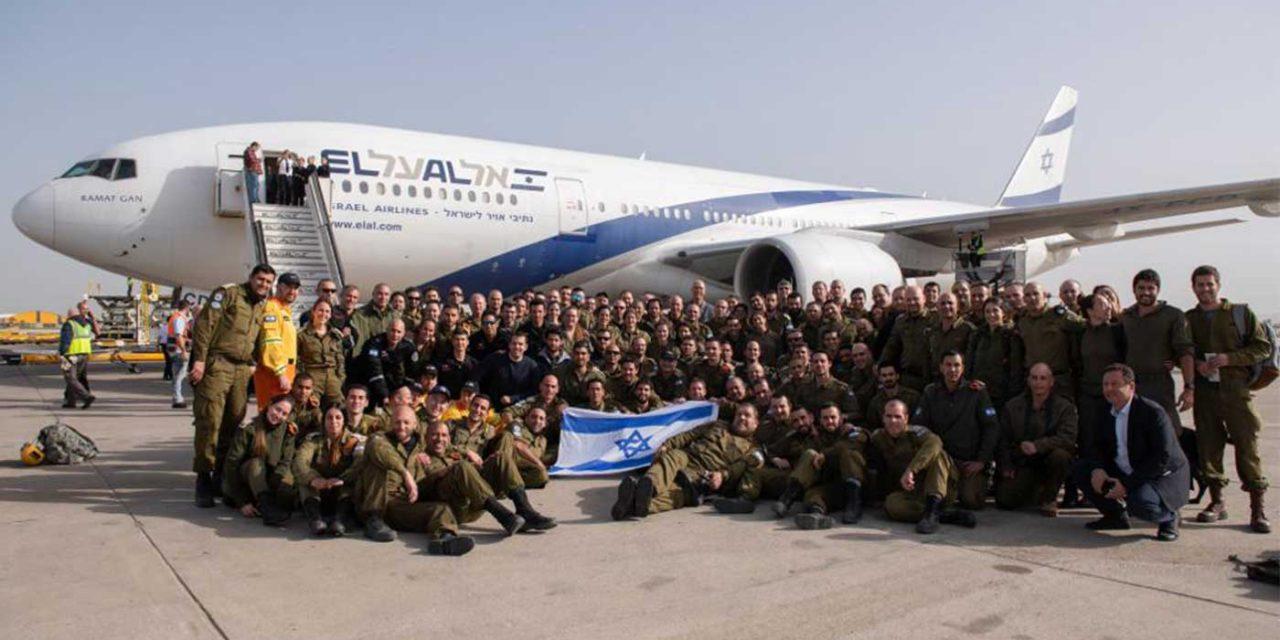 Israel sends rescue team to Brazil after deadly mudslide