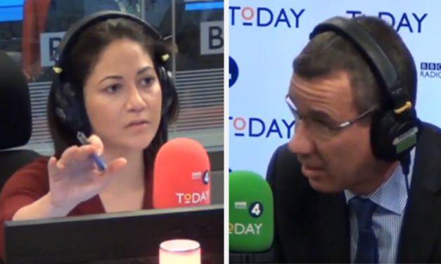 Israel's ambassador rebuffs biased BBC Radio report into Israel's actions at the Gaza border