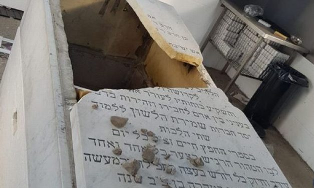 Manchester: Jewish cemetery vandalised in horrific act of anti-Semitism