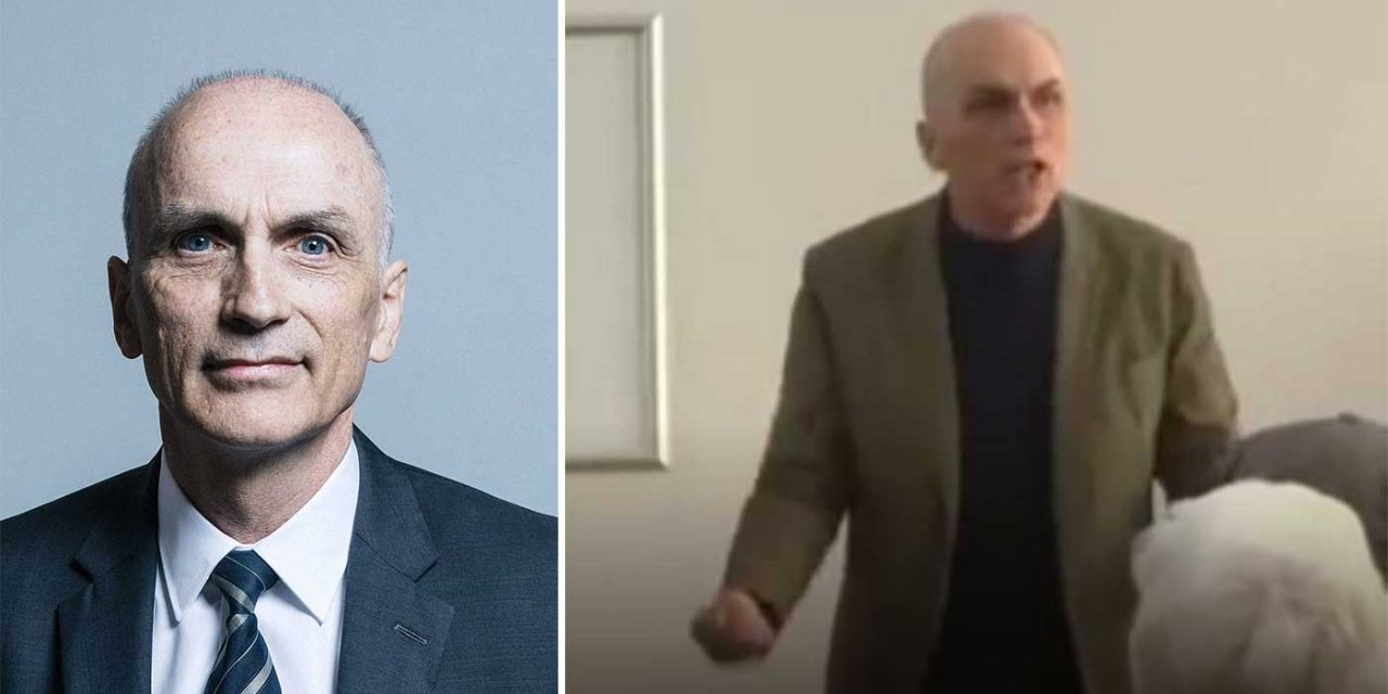 Labour suspends Chris Williamson MP over his comments on anti-Semitism