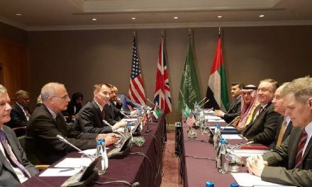 Disgraceful: Jeremy Hunt leaves Warsaw Summit EARLY missing important Iran discussions
