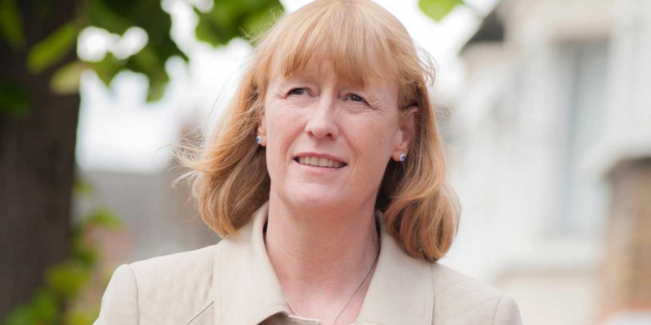 "Joan Ryan becomes eighth MP to leave Labour citing ""scourge of anti-Jewish racism"""