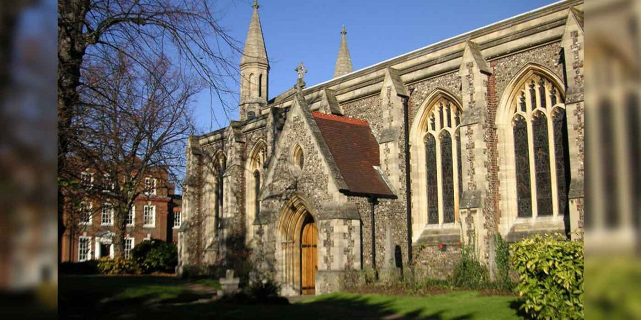 """Anglican minister in St Albans """"steps back"""" from role after anti-Semitic Facebook posts"""