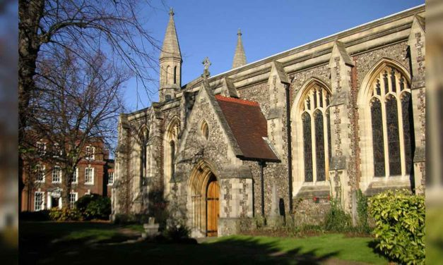 "Anglican minister in St Albans ""steps back"" from role after anti-Semitic Facebook posts"