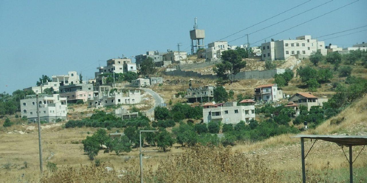 Shots fired at Israeli school bus in Samaria
