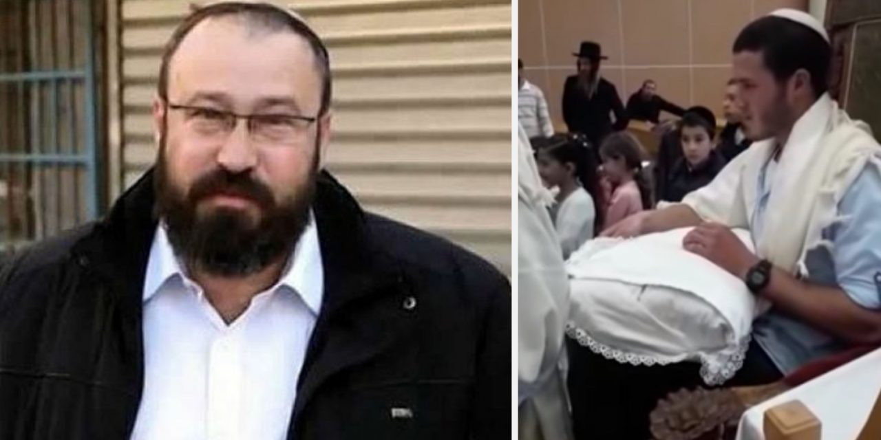 Baby boy named after rabbi who died saving his grandmother in terror attack