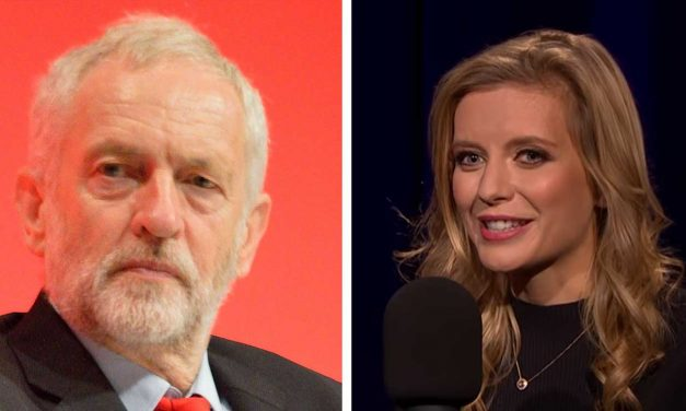 Rachel Riley peruses libel case against Corbyn aide