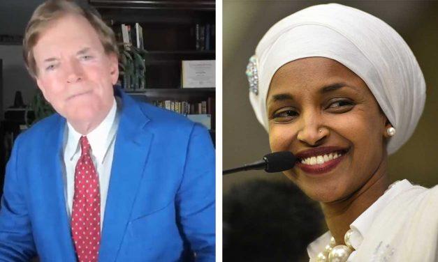 David Duke's praise of Ilhan Omar shows how anti-Semitism unites the far-left and far-right