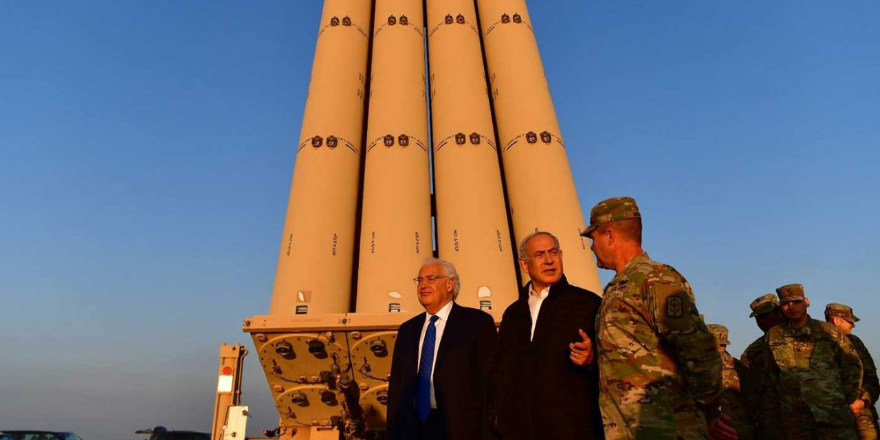 US deploys powerful THAAD air defense system in Israel to protect against Iran