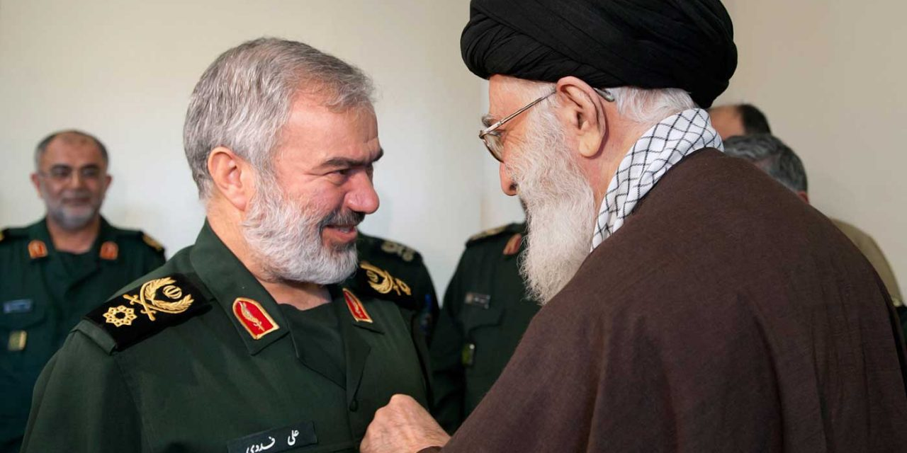 "Iranian commander boasts ""all of Israel within our missile reach"" on eve of Purim"
