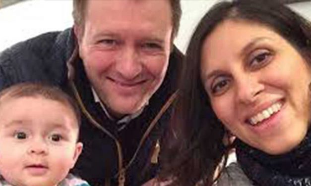 "British woman jailed in Iran given ""diplomatic protection"" by UK"