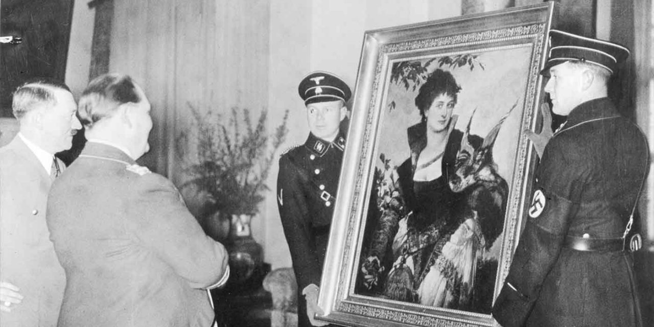 UK becomes first country to remove time-limit on Jews retrieving art looted by Nazis