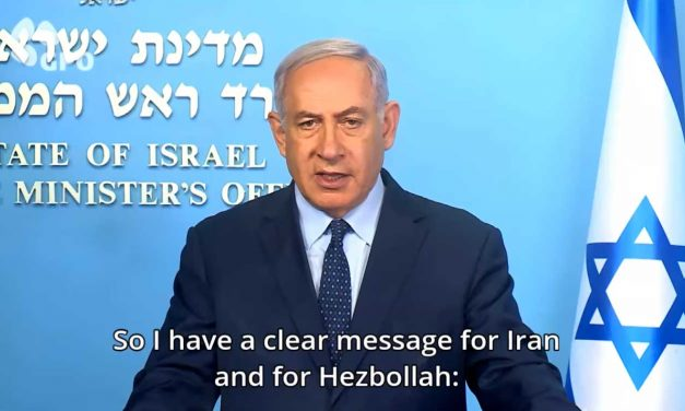 "Netanyahu warns Iran and Hezbollah: ""Israel knows what you're doing"""