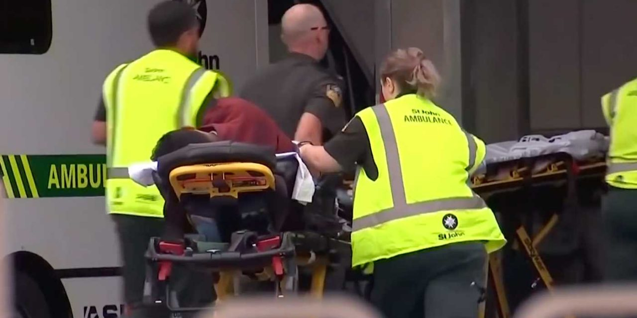 "Israel condemns ""depraved and despicable"" terror attack in New Zealand"