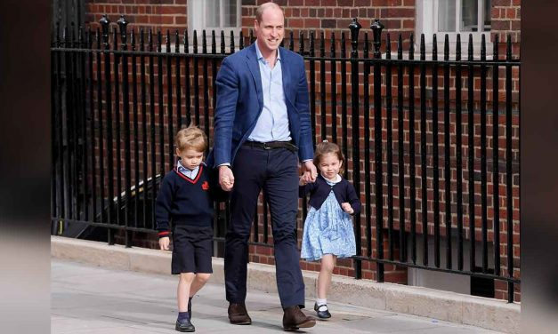 "Prince William vows ""I will teach my children about the Holocaust"""