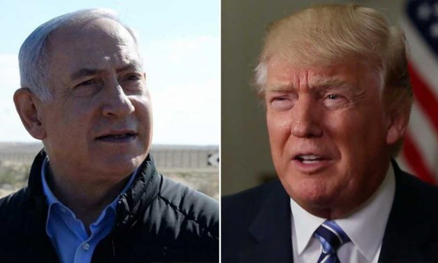 Trump declares US recognition of Israel's sovereignty over the Golan Heights