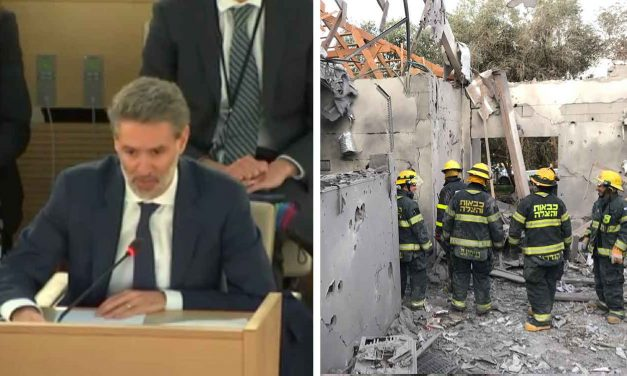 Just days after UK sides with Hamas at UN, British-Israeli family injured by Hamas rocket
