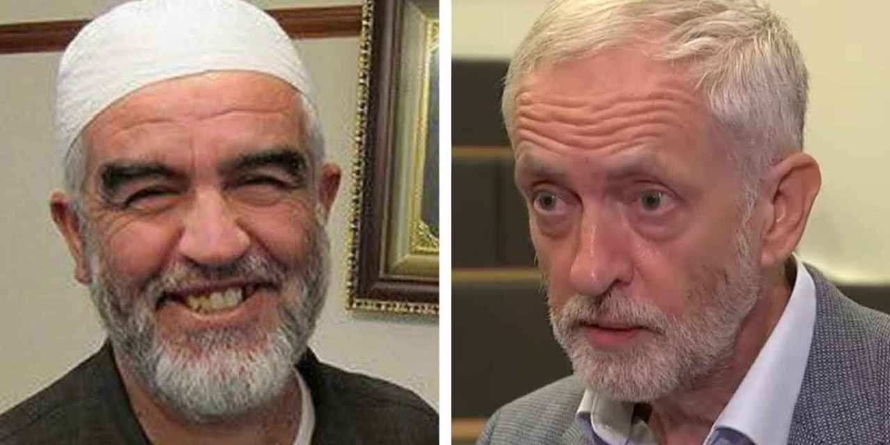 Corbyn's friend Raed Salah sentenced to prison for inciting terrorism