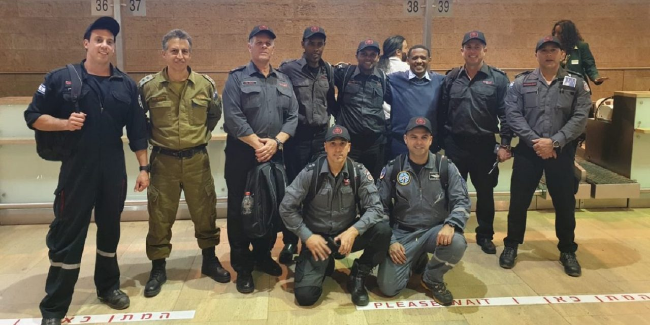 Israel sends team of firefighting experts to help combat Ethiopian wildfires