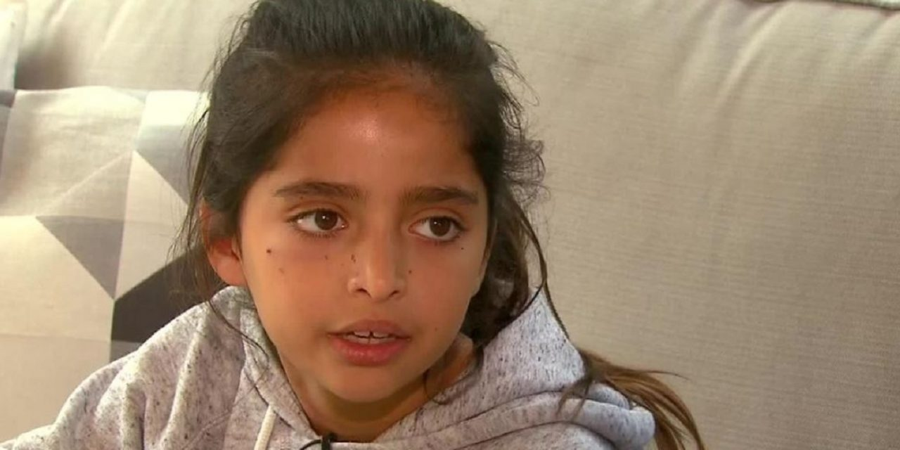 "Girl, 8, wounded in California synagogue shooting: ""I will keep going to synagogue"""