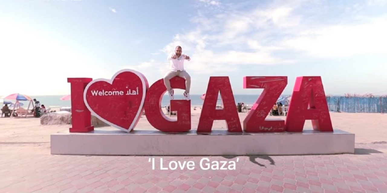 """5 places to visit in Gaza"" shows a side of Gaza many people have NEVER seen"
