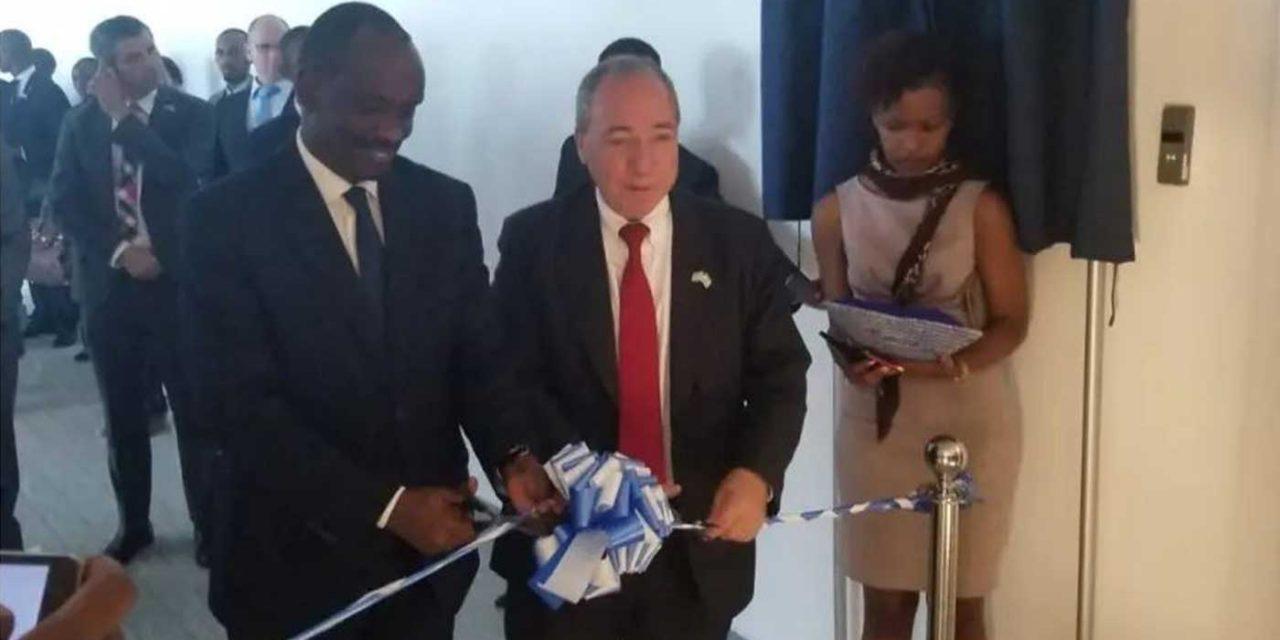 Israel opens first embassy in Rwanda