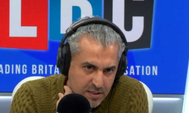 Maajid Nawaz receives death threats live on air whilst challenging Labour anti-Semitism