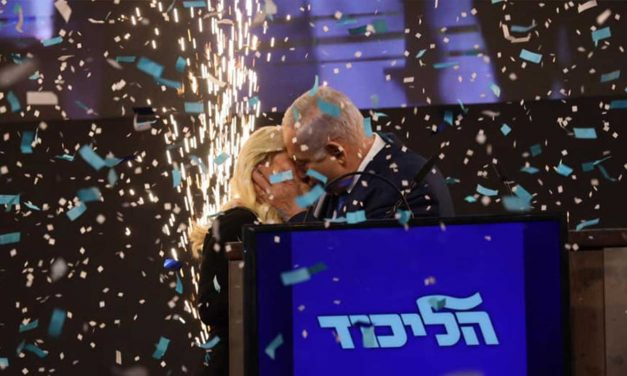 Netanyahu wins Israeli election for historic fifth term