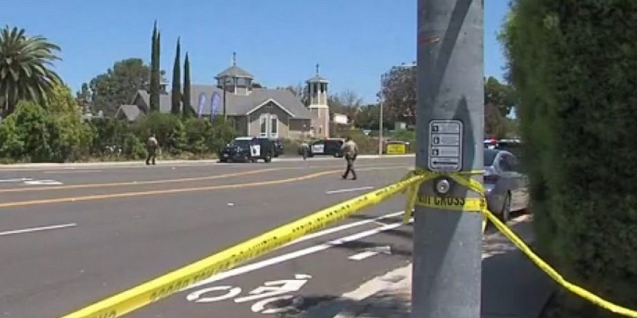 One killed, three wounded, in California synagogue shooting