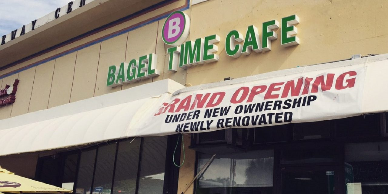 Miami bagel cafe receives anti-Semitic threats