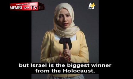 AJ+ sinks to new low with disgraceful anti-Semitic Holocaust denial