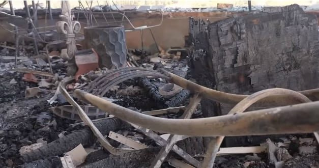 Jerusalem: Christian TV channel has studio destroyed by firebomb