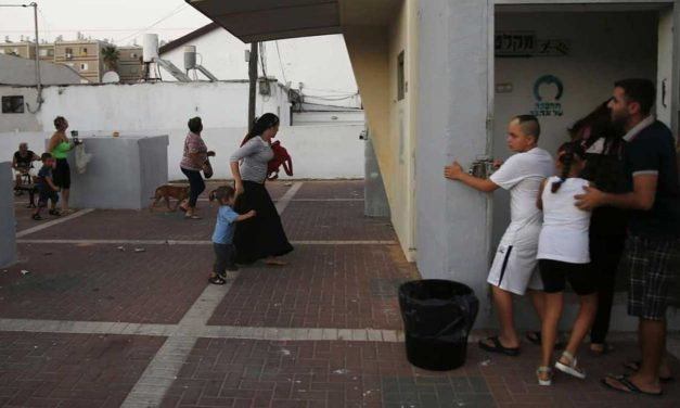 Four Israelis killed after Palestinian terrorists fire 690 rockets into Israel