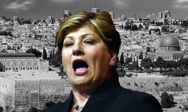 "Emily Thornberry says ""Labour will recognise Palestine… NOW"""